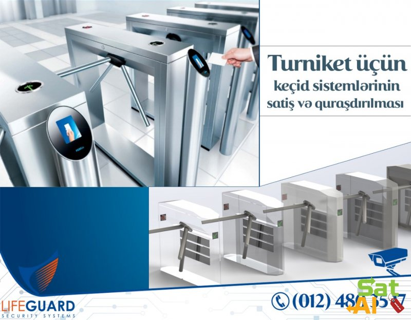 ❖Turniket: Akkardion barrier ☎ 055 895 69 96 ❖