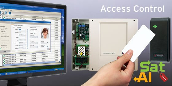 ❈Access control system satisi ❈ 055 936 95 82❈
